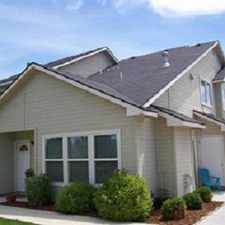 Rental info for 6018 West Port Place #102 in the Boise City area
