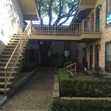 Rental info for 11232 Park Central Pl in the Dallas area