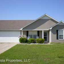 Rental info for 3716 Kendall Court in the Valdosta area