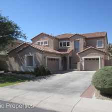 Rental info for 3274 E. Morelos Ct. in the Gilbert area