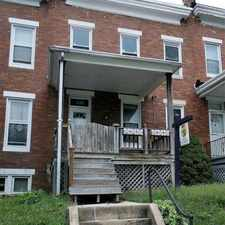Rental info for 236 S Monastery Ave in the Baltimore area