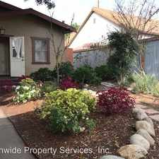 Rental info for 3548 Orange Ave in the Long Beach area