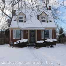 Rental info for 8275 Ohio Street in the Detroit area