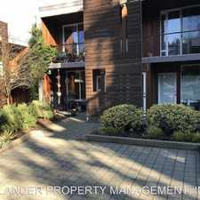 Rental info for 722 NW 24TH AVE #206 in the Portland area
