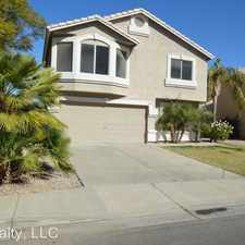 Rental info for 7550 E Nido Ave in the Superstition Springs area
