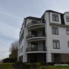 Rental info for Beautiful and Luxurious Columbia River Condo Living in the Vancouver area