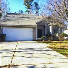 Rental info for 4335 Looking Glass Lane in the Charlotte area
