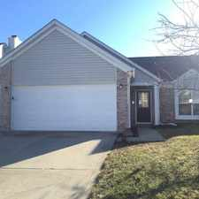 Rental info for 6941 Caro Drive in the Indianapolis area