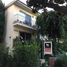 Rental info for 1424 15th Street in the Los Angeles area