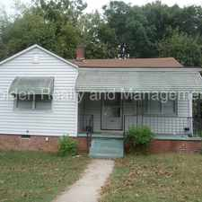 Rental info for 513 Coleman Street in the Raleigh area