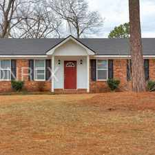 Rental info for Look No Further, Contact Us Today To Make This Home Yours in the Augusta-Richmond County area