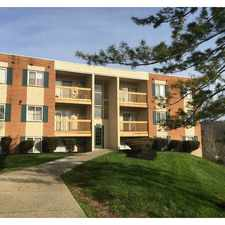 Rental info for Winton Woods Apartments in the Winton Place area
