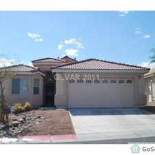 Rental info for ADORABLE 4 BR 2 BA HOUSE FOR RENT in the Las Vegas area