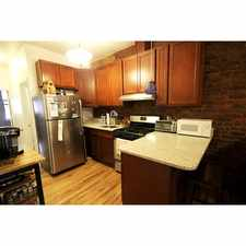 Rental info for 289 Jefferson Avenue #1 in the New York area