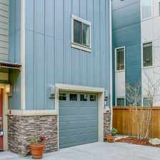 Rental info for Pristine Modern Townhome in West Seattle! in the Seattle area