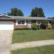 Rental info for 1139 Rosebrier3 Bed 2 Bath Close To Mercy, Mall... in the Springfield area