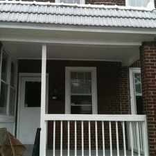 Rental info for Newly Renovated 2 BR House in the Philadelphia area
