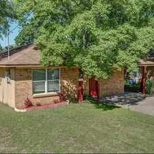 Rental info for Newly Remodeled Home With Fenced Back Yard! in the College Station area