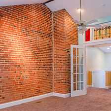 Rental info for Bright Baltimore, 3 Bedroom, 3 Bath For Rent in the Baltimore area