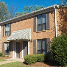 Rental info for Amenities Master Downstairs With Bricked In Pat...