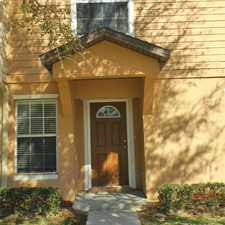Rental info for 8434 McGirts Village Ln in the Jacksonville area