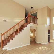 Rental info for Beautiful 4 Bed/3 Bath Home In Green Valley. Wa... in the Henderson area
