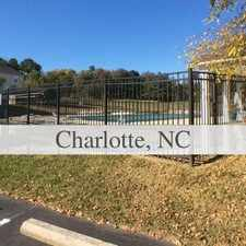 Rental info for Amazing 2 Bedroom, 1.50 Bath For Rent in the Charlotte area