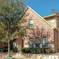 Rental info for Townhouse In Quiet Area, Spacious With Big Kitc... in the Frisco area