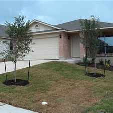 Rental info for This House Is A Must See. Parking Available! in the Round Rock area