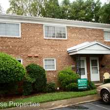 Rental info for 506 North Greensboro Street Cedar Court 26 in the Carrboro area