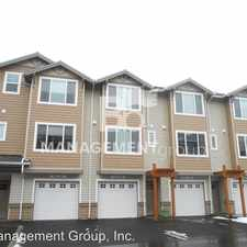 Rental info for 340 NW 116th Ave Unit 101 in the Portland area