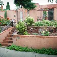 Rental info for $3000 2 bedroom House in Albuquerque in the University Heights area