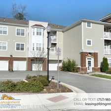 Rental info for 708 Windy Way Unit 210 in the Newport News area