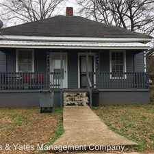 Rental info for 802 A Dunson Street in the LaGrange area