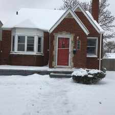 Rental info for 6889 Stahelin Ave
