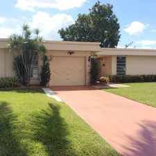 Rental info for Tricon American Homes in the Tamarac area