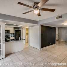 Rental info for 1632 East Donner Drive in the Tempe area