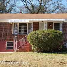 Rental info for 165 Chicamauga Place SW in the Atlanta area