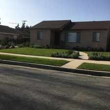 Rental info for 5503 EGLISE AVENUE in the 90640 area