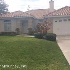 Rental info for 11001 Mirage Drive in the Bakersfield area