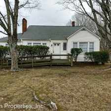 Rental info for 1302 Old Concord Road