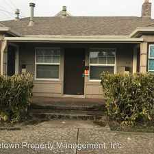 Rental info for 302 8th Ave SE