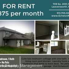 Rental info for 709-715 S. 20th St - 709 S. 20th Street