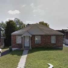 Rental info for 5512 Belridge Ct in the St. Louis area