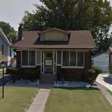 Rental info for 3454 Pine Grove Ave in the St. Louis area