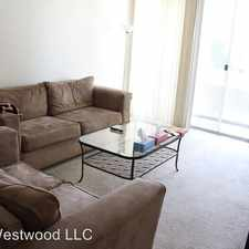 Rental info for 10600 Wilshire 327 - FP in the Los Angeles area