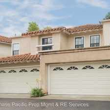 Rental info for 12265 Caminito Mira Del Mar in the San Diego area