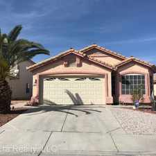 Rental info for 7844 SCAMMONS BAY in the Las Vegas area