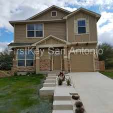 Rental info for 6606 Woodstock Drive in the San Antonio area