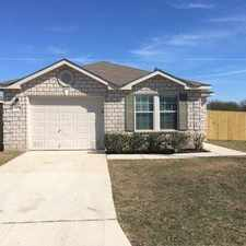 Rental info for 9703 Green Mesa in the San Antonio area